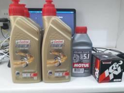 Kit troca de óleo BMW S1000RR