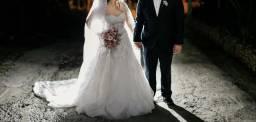 Vestido de noiva - TAM 42