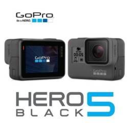 Gopro Hero 5 Black Camera Go Pro 5 4k - Lacrada, Original, Loja no Centro