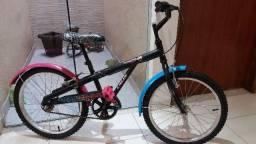 Bicicleta infantil monster high