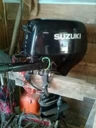Vendo motor 15 suzuki - 2017
