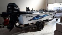 Marajo 17 Levefort + Motor 90 Optimax Mercury - 2008