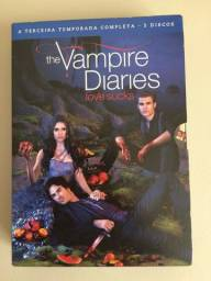 DVD The Vampire Diaries - 3ª Temporada