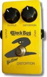 Pedal P/ Guitarra Blackbug Tyd-2 Yellow Distortion 2
