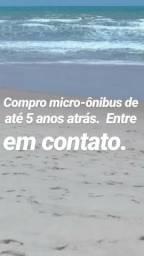 Compro Micro-ônibus - 2014