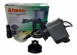 Bomba Submersa Atman At-202 1200l/h 127v Para Aquarios