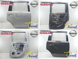 Porta Traseira Direita Nissan March, Versa, Tiida, Livina, Sentra, Kicks