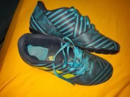 Chuteira Adidas Nemezis Society n° 39