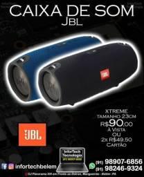 Caixa de Som JBL Novas