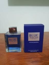Perfume Blue Seduction 200ml (USADO SOMENTE 2 VEZES)