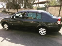 Renault clio sedan único dono troco - 2006