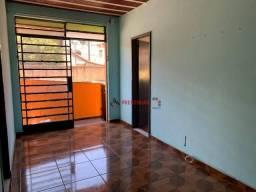 Casa para alugar, 48 m² por r$ 750,00/mês - caiçaras - belo horizonte/mg