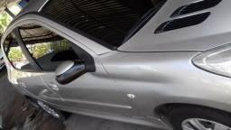 Peugeot 207 prata 1.4 completo único dono - 2012