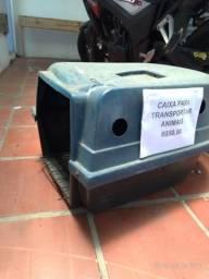Caixa de tranporte para animais