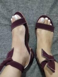 Sandálias estilosas