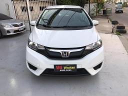 Honda Fit LX 1.5 Automático Grátis Transferencia e Tanque Cheio - 2015