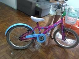 Bicicleta oxer rose ? aro 20