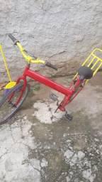 Bicicleta aro 26 v t por celular