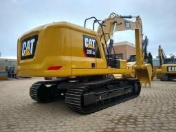 Escavadeira hidráulica cat