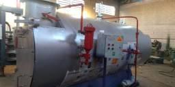 CALDEIRA HEATMASTER A LENHA 1000kgv/h