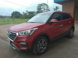 Hyundai creta prestige 2.0 flex at 17-18 - 2018