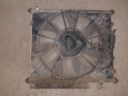 Kit condensador+ventoinha Fit 2008