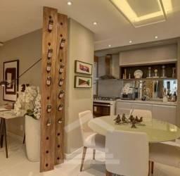 MK - Apartamento projetado/ 3 quartos/ elevador