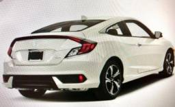 Vendo Honda Civic Touring 2017 - 2017