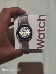 Galaxy watch active 1 semana de uso