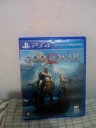 God of war de 65 reais e Horizon zero Dawn de 50 reais/Ps4