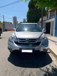 Honda CRV ( CR-V ) - 4x4 - EXL - 2011 - Teto Solar - TOP de Linha - 2011