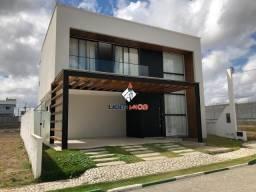 Casa Alto Padrão 3/4 com Suíte no Papagaio - Condomínio Amarílis