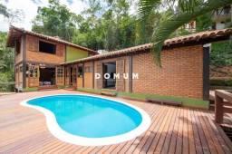 Casa com 3 quartos à venda - araras - petrópolis/rj