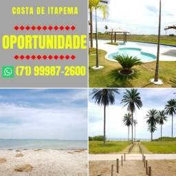 Incomparável Terrenos a partir de 400m² Costa de Itapema em Saubara
