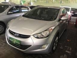 HYUNDAI ELANTRA 2012/2012 1.8 GLS 16V GASOLINA 4P AUTOMÁTICO