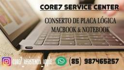 Conserto de Placa Macbook Pro / Macbook Air / Mac Mini