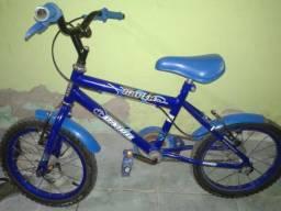 Bicicleta infantil cairu aro 16