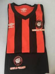 Uniforme Atlético Paranaense original