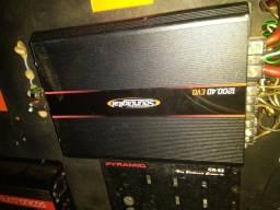 Módulo Amplificador Sound Digital EVO BLACK