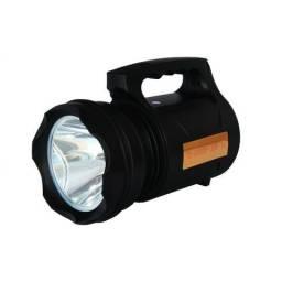 Lanterna Holofote Recarregável Potente Td 6000a 30w T6 / Gisele