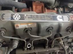 Motor isf 4cc, para vw 8-160 com 70mil km leia o anuncio