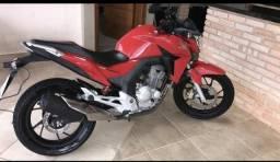 Honda cb Twister 2016 - 2016
