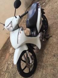 Honda Biz 125 EX 2015 branca - 2015
