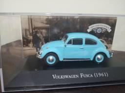 Miniatura Volkswagen Fusca