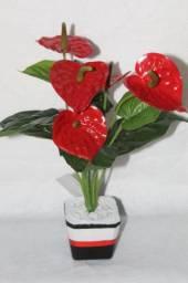 Artificial Planta ( Antúrio )