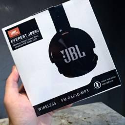 Fone Sem Fio JBL Headset Wiriless Everest JB950 (NOVO)
