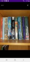 Biblioteca de livros para segundo grau completo livros atuais.