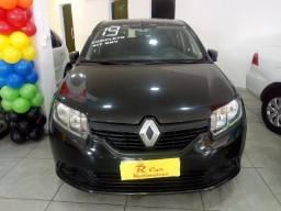 Título do anúncio: Renault Logan 1.0 comp + Gnv ent 48 x 798,00 informações * Gilson
