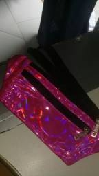 Pochete holográfica