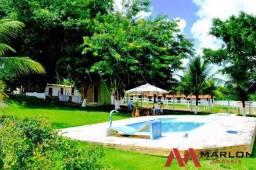 Granja sao jose Área total: 4000m² , 2 casas a margem da lagoa